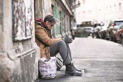 42% of thehomeless experience mental health issues