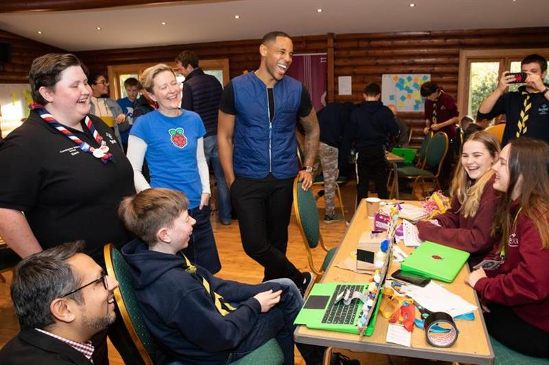 Plusnet partners with Scouts to help tackle environmental issues by digital means