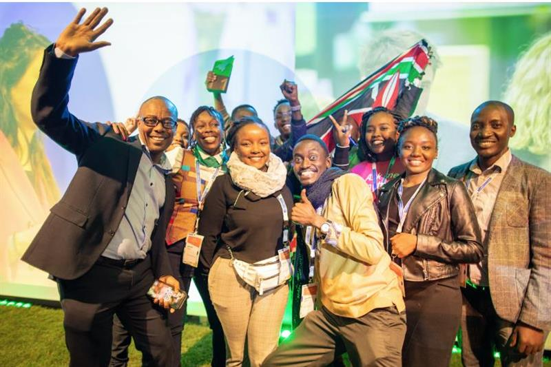 Kenyan clean fuel start-up wins green business competition