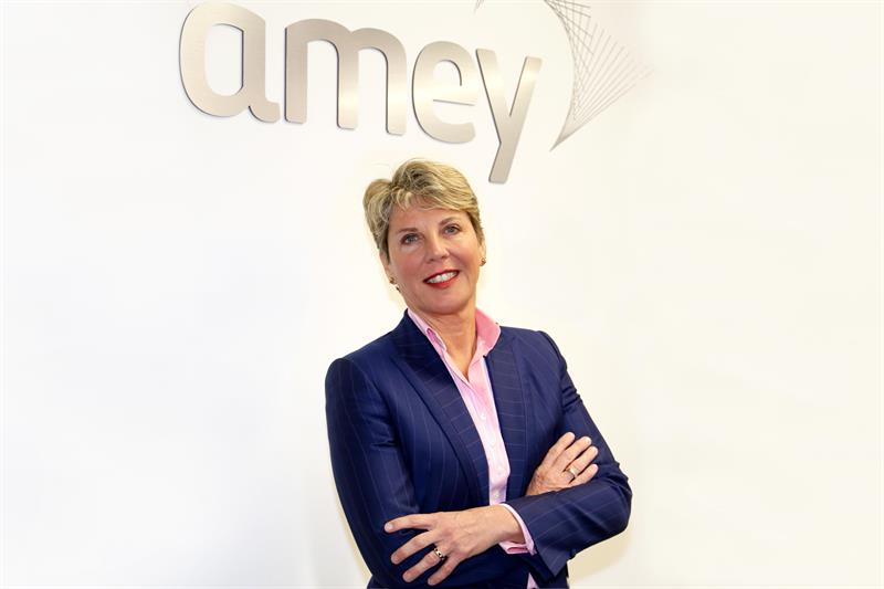 Amey announces Amanda Fisher as acting chief executive