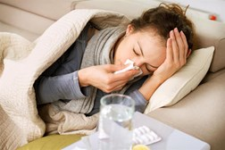 Flu levels have risen by a quarter