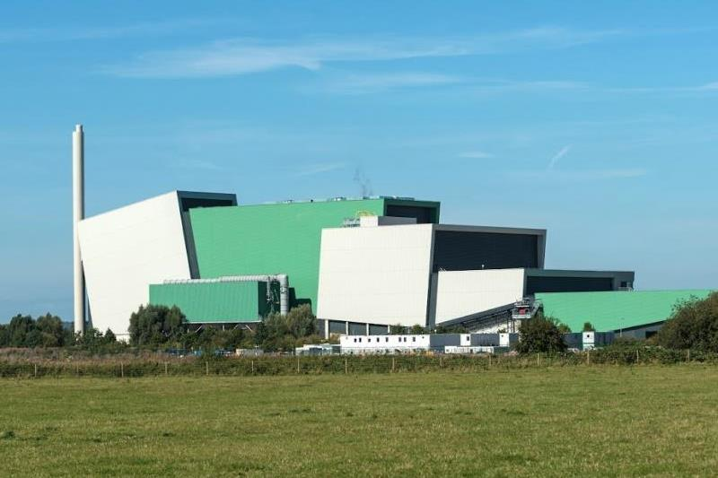Gloucestershire Energy from Waste Facility up and running