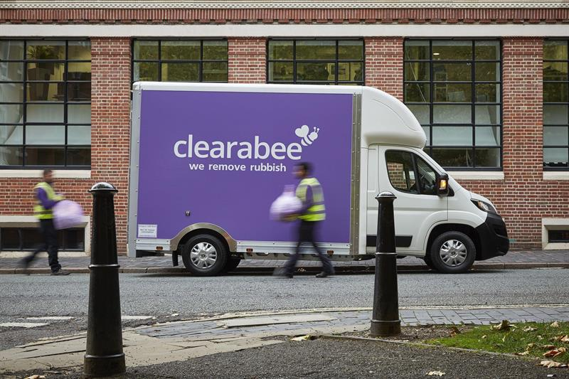 Clearabee acquires SKIPBAG