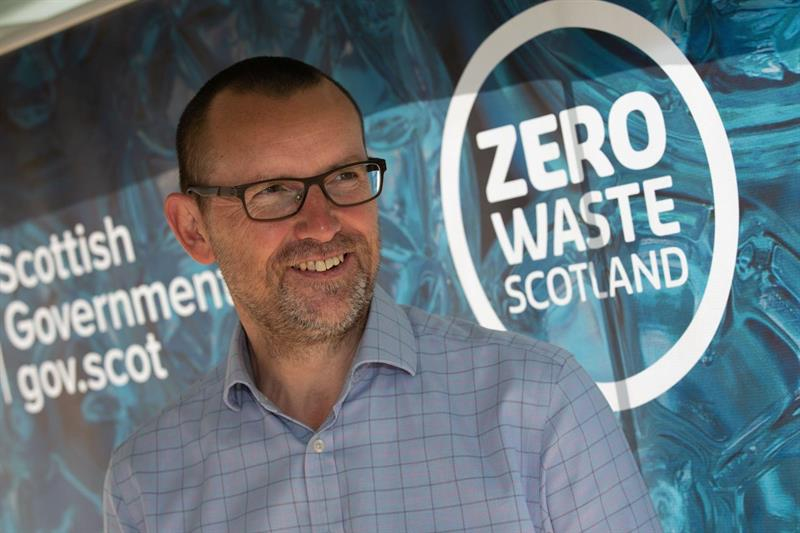 Zero Waste Scotland launches scheme to ditch single-use items