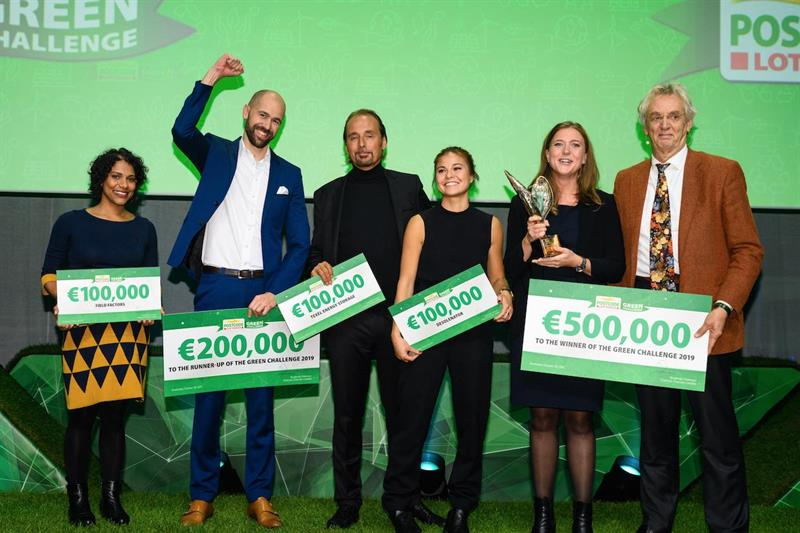 Sustainable business competition opens