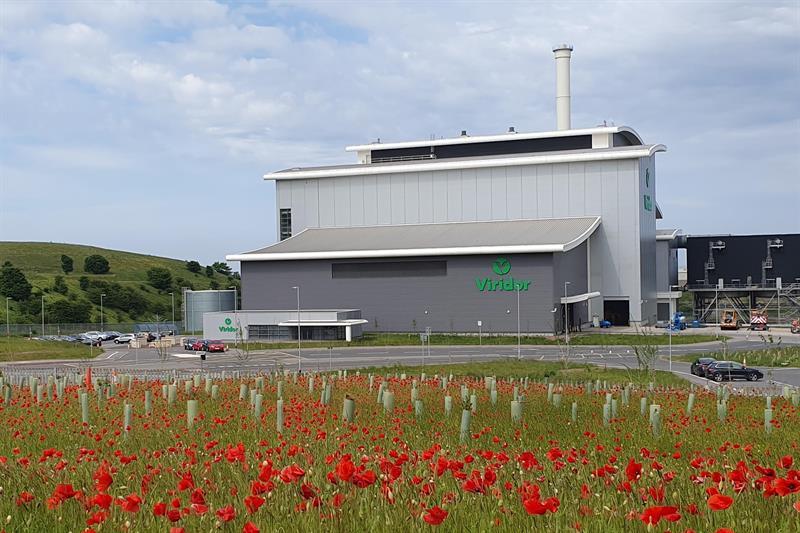 Viridor shares polymer plant plans via virtual exhibition