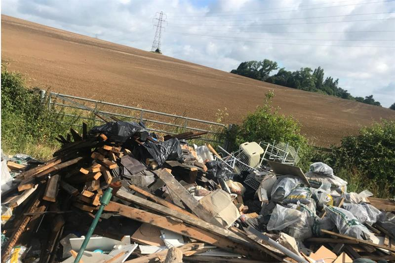 Biffa launches app to tackle lockdown fly-tipping