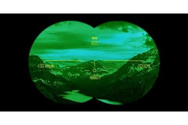 Dynamic Information in the Line of Sight with Lumineq Displays from RDS