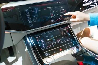 Automotive displays