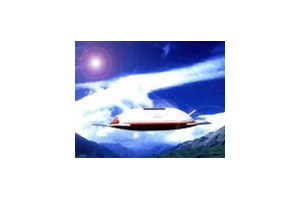 Real life UFO to take to the skies