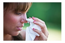 Presentation and differential diagnosis of allergic rhinitis