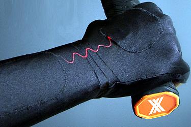 Smart Textile Turns Garments Into Active Motion Sensors