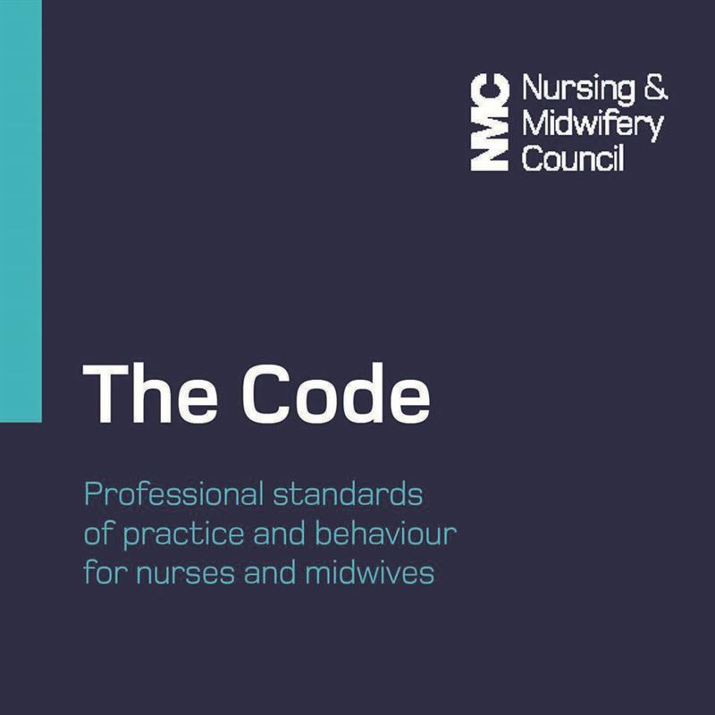 nursing nmc code of conduct The new nmc code of conduct:  for stopping nurses reading important documents  document is full of nursing gold we urge you to go to the nmc site and.