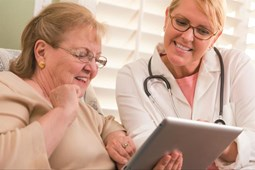 Developing accessible electronic patient records