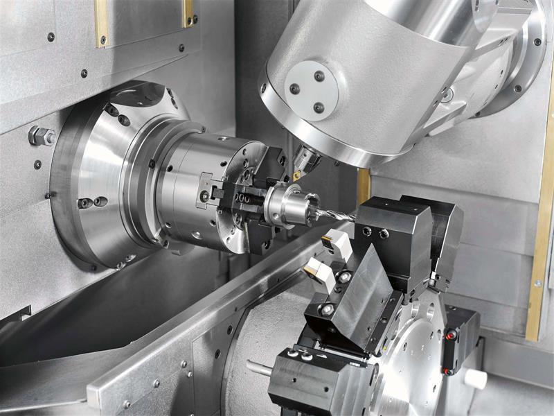 mill turn machine tools