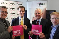 Nick Clegg and Norman Lamb