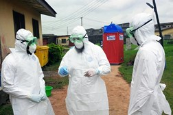 Ebola outbreak begins to dissipate