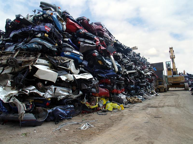 Scrap Metal Prices Cars >> Scrap heap challenge