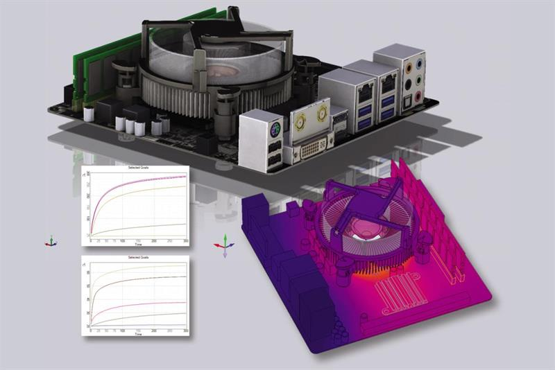 FloTHERM XT for Advanced Thermal Analysis