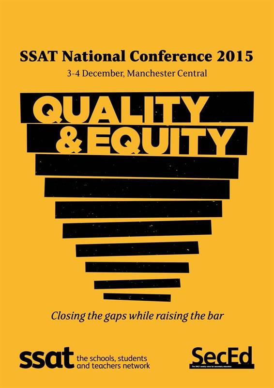 SSAT National Conference 2015 Promotional Artwork