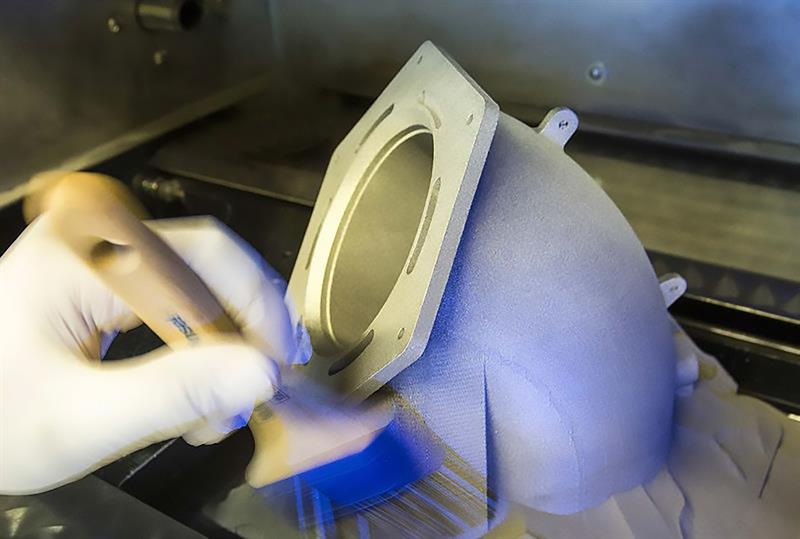 Airbus are printing metal and polymer parts for structural and non-structural applications