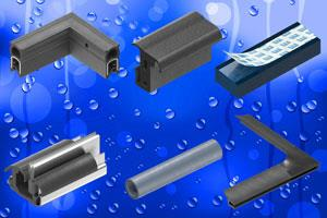 EMKA special sealing profiles for specialist situations – rail, road, off-road, HVAC