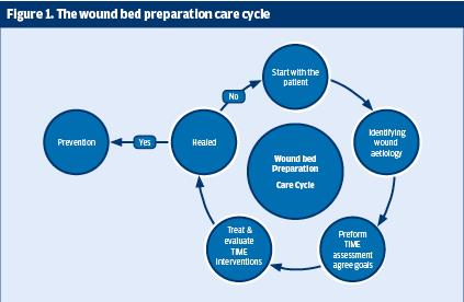 Wound bed preparation: employing the TIME acronym