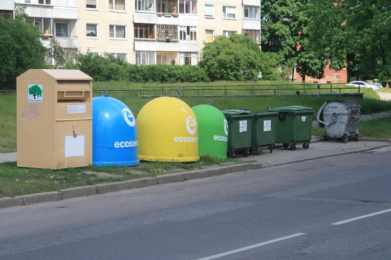82% of citizens in Lithuania currently sort their waste