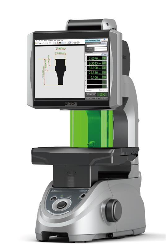 Machinery - Automated 2D part measurement systems from