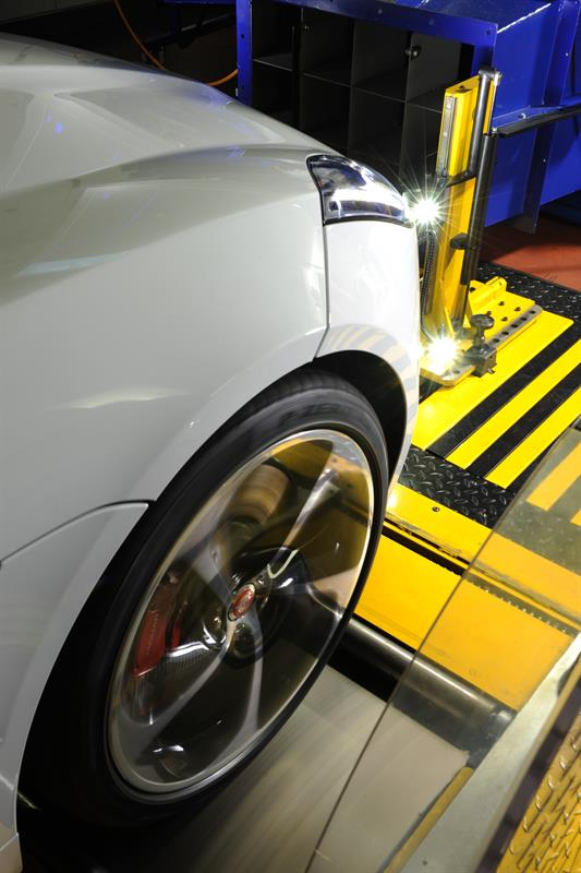 Will changing the design of vehicle emissions testing for Motor vehicle emissions test