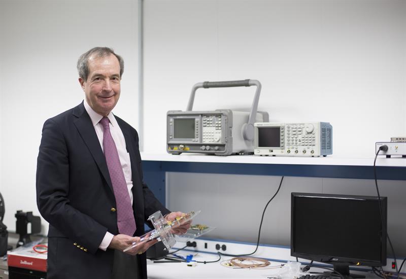 Professor Tom Marzetta, director, NYU Wireless.