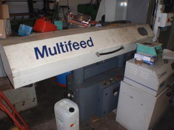 Hydrafeed MX1B bar feeder