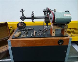 Star Watch Clock Makers Lathe