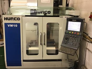 Hurco VM10 Vertical Machining Centre