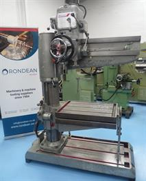 Qualters and Smith Drillmaster SR2 3' Radial Arm Drill