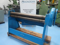 Edwards 1250 x 100mm Heavy Duty Hand Operated Bending Rolls