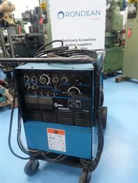 Miller Syncrowave 250 AC/DC Water Cooled Welder