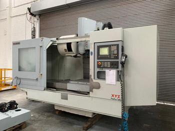 XYZ VMC 1510 Vertical Machining Centre