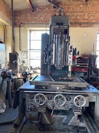 Boko F3 Universal Boring and Milling Machine