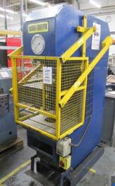 Ward Forsyth VO 30 C Frame Hydrualic Press