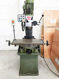 MARK ACE VERTICAL MILL (12248)