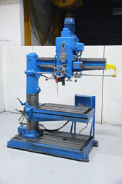 """Kitchen & Wade Model 40"""" T7 32 Radial Arm Drilling Machine"""