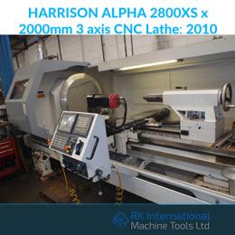 Harrison Alpha 2800XS (2010)