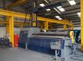 MG MH322D CNC 4-Roll Plate Bending Machine,