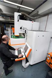 AGIE CHARMILLES FORM 300 CNC SPARK Eroder (2014)