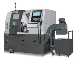 Ex Demo XYZ CT 65 Turning Centre