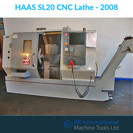 HAAS SL20
