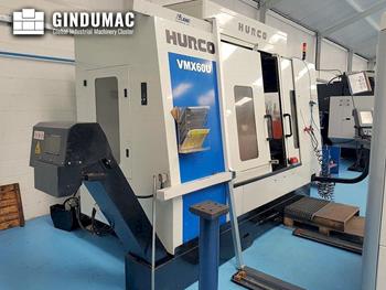 Hurco VMX 60U (2013)
