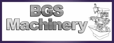 BGS Machinery logo