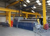 Product Image for MG MH322D CNC 4-Roll Plate Bending Machine,